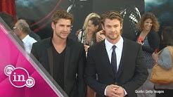 """Bruderkampf für """"Thor"""": Liam vs. Chris Hemsworth"""