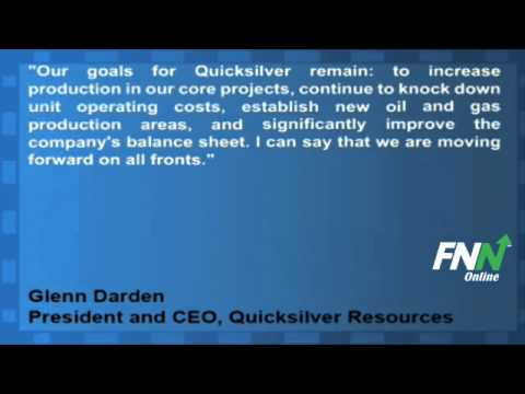 Quicksilver Resources Reported Mixed Earnings For Q3