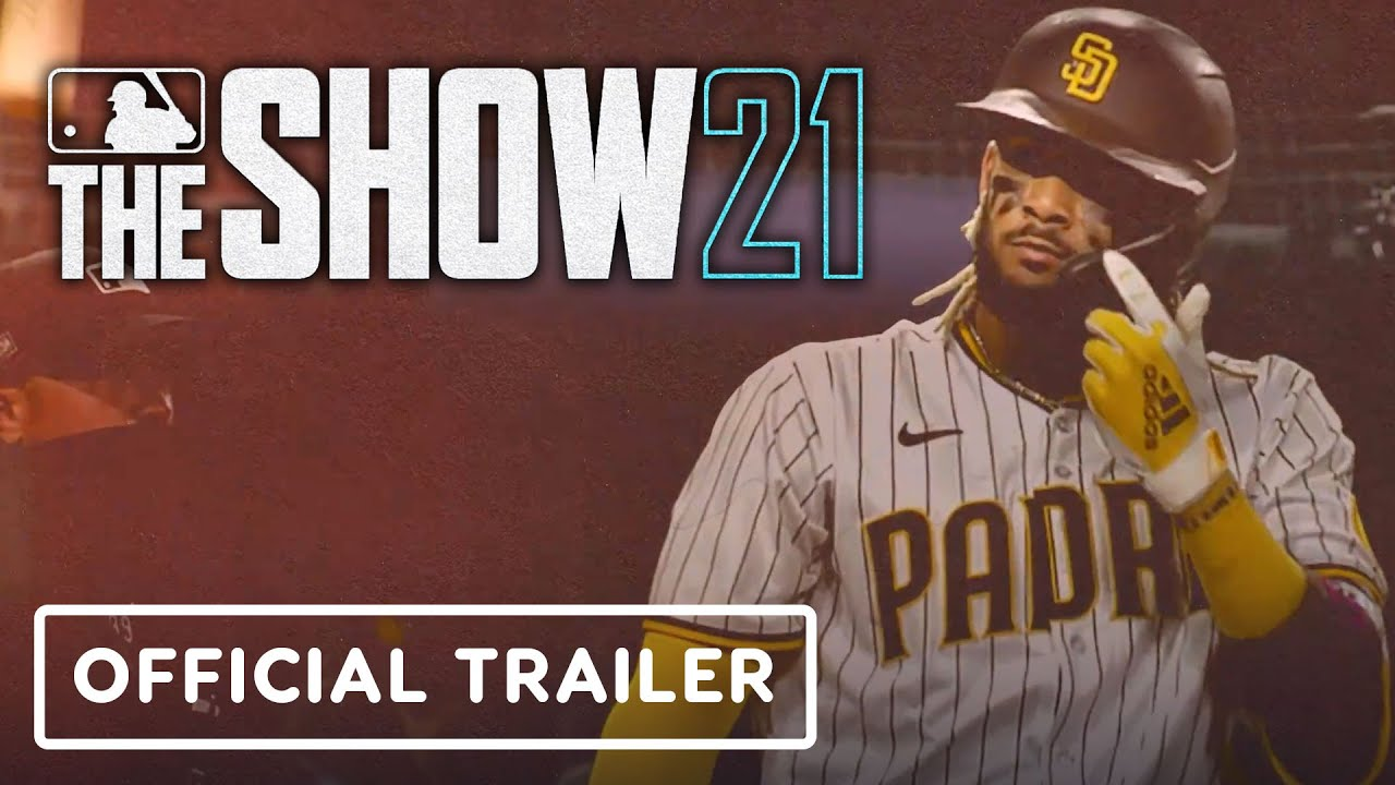 MLB The Show 21 - Official Cover Announcement Trailer (Fernando Tatis Jr.)