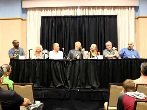 Action and fantasy writing   How do you get started Tampa Bay Comic Con 2017 Part 1