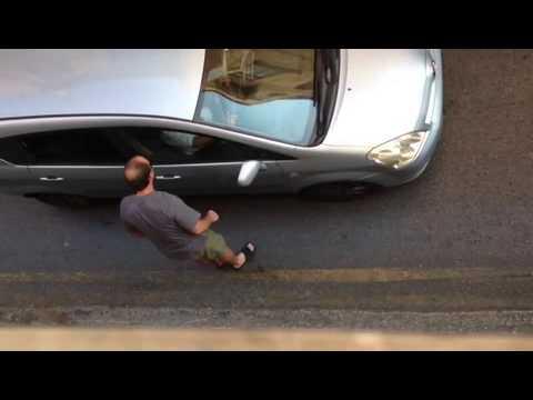 U.S. Embassy 'STAFF MEMBER'  in Road Rage incident in Malta. WARNING - BAD LANGUAGE