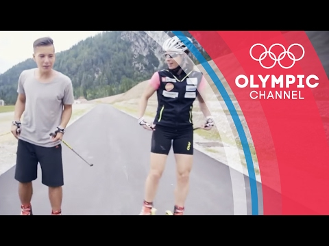 PWG Freestyle Discovers How Intense a Cross-Country Skiing…