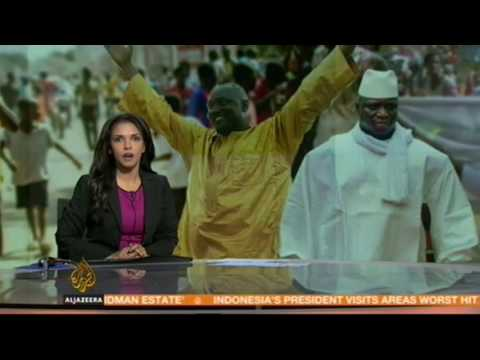 RIT on TV: Professor Comments on Gambian Election