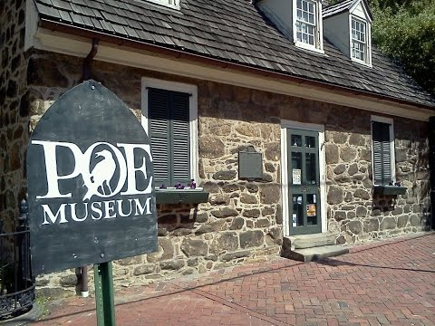 The POE Museum in Richmond, Virginia