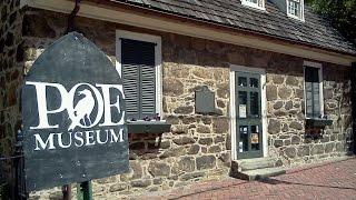 Video The POE Museum in Richmond, Virginia download MP3, 3GP, MP4, WEBM, AVI, FLV Juni 2018