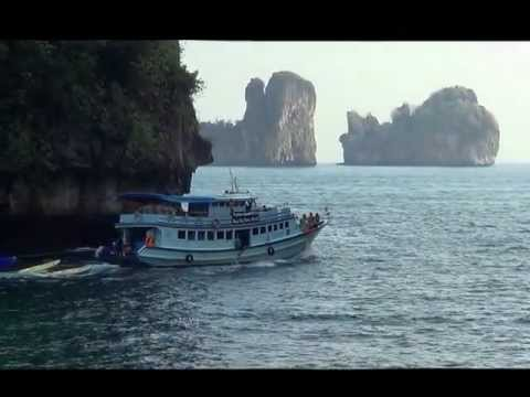Tour alle isole Phi Phi - By Tundrablu