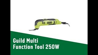 4768458 Guild Multi Function Tool   250W
