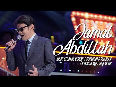 Dato' Jamal Abdillah - Kisah Seorang Biduan & Senandung Semalam (Convo 2019 - Session 1)