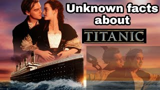 Interesting facts about Titanic | Tamil | Unknown facts |