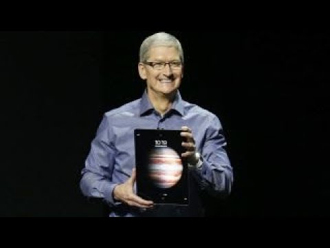 Apple CEO Tim Cook's big payday