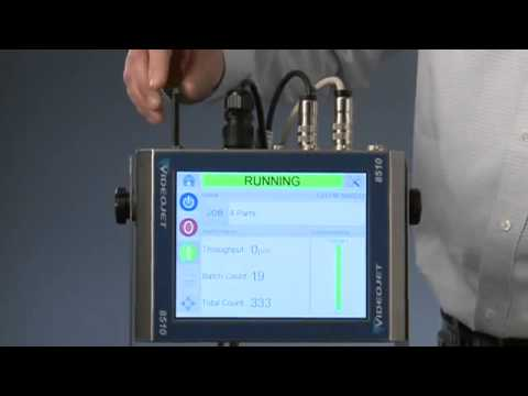 Videojet 8510 -Industrial Thermal Ink Jet Printer