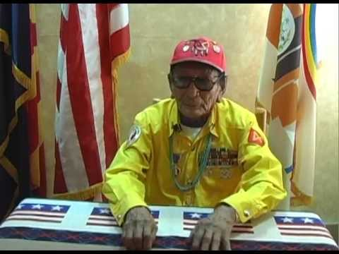 Samuel Tom Holiday, code talker, passes away | Navajo Times