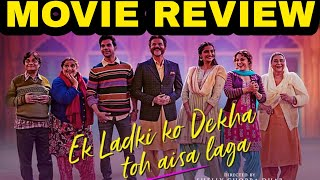Ek Ladki Ko Dekha Toh Aisa Laga Movie Review, Quick Review, Honest Review, Sonam Kapoor, Anil Kapoor