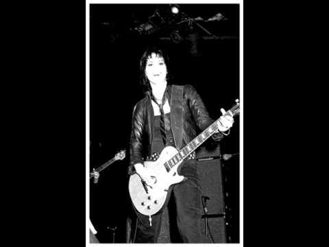 Joan Jett - Teenage Sex Machine with lyrics
