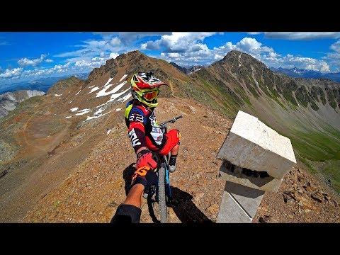 Bikepark Lenzerheide Rothorn 2865m Epic Trails Sony 4K
