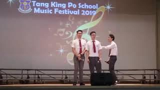 Publication Date: 2020-01-25 | Video Title: 鄧鏡波學校18-19年學生會會長超級巨星鄧嘉浩Handsom