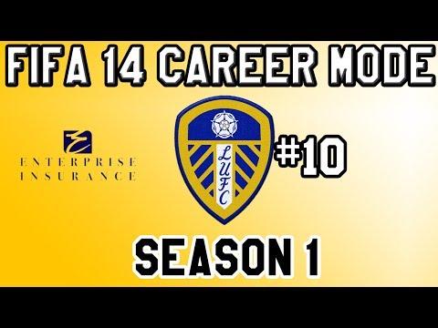 Fifa 14 Career Mode Leeds United S1 E10 - Battered.