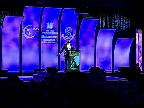"""MAS-ICNA Convention 2011 """"كحب أصحاب محمد محمدا"""" pt1"""
