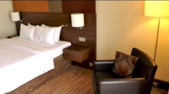 Hotel Courtyard by Marriott Linz Austria Österreich  - room bar hall booking breakfast tourism info
