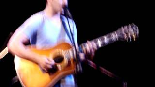 Andy Grammer- Chasing Cars (Live) Somerville Theater
