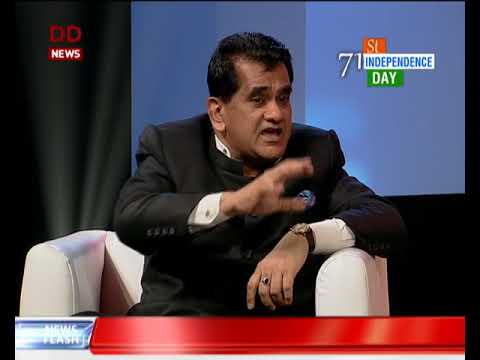NITI Aayog CEO Amitabh Kant talks about reforms under PM Narendra Modi