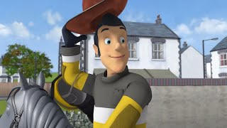 Fireman Sam US New Episodes HD | Elvis The Cowboy  - Season 10 Full Episodes 🚒🔥Kids Movies