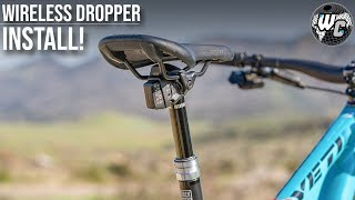 How To - Install a RockShox Reverb AXS Electric Dropper Post