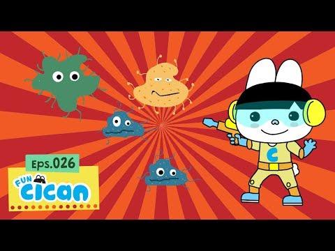 HelloMotion Academy X Fun Cican - Cican Cuci Tangan