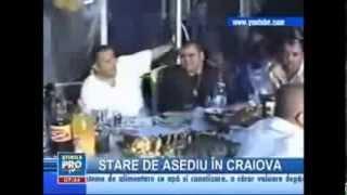 Romanian Mafia vs Romanian police (DIICOT)