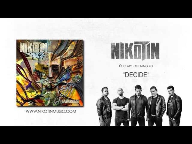 Nikotin - Decide