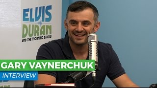 Gary Vaynerchuk on How to Make Life Happen | Elvis Duran Show
