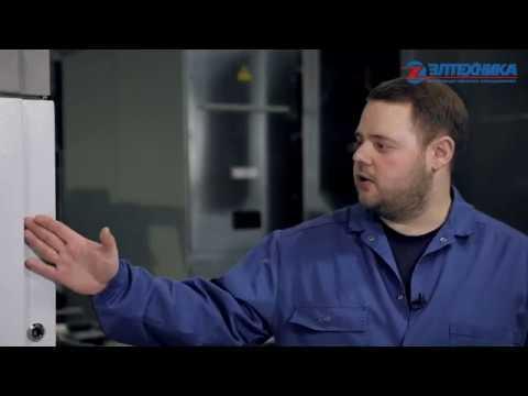 Обучающее видео по работе с КРУ 10 кВ