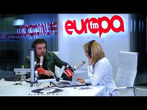 Sebastian Stan este la Radio cu Andreea Esca