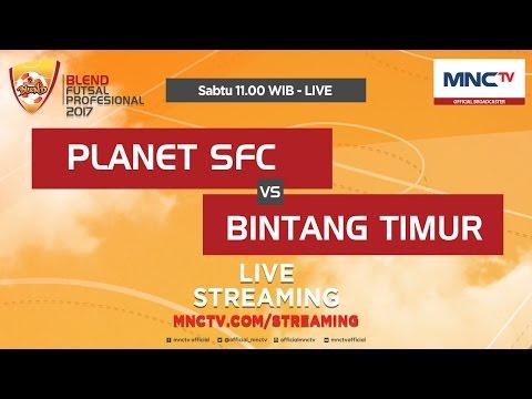 SFC Planet VS Bintang Timur (FT :1-5) - Blend Futsal Profesional 2017