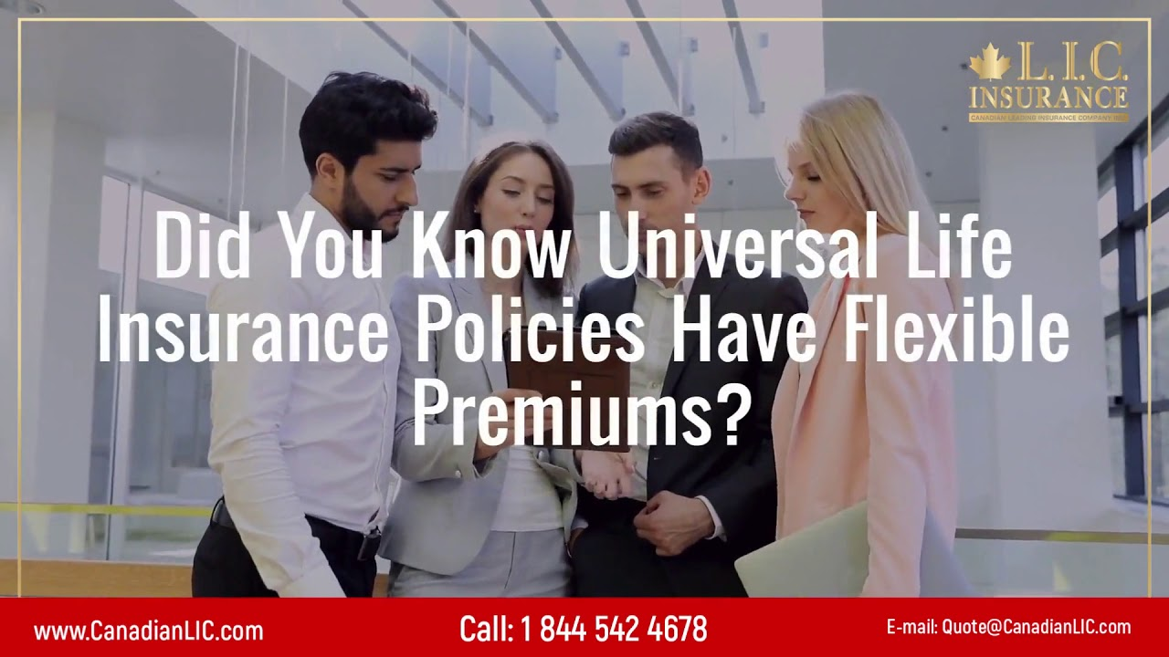 Did you know universal life insurance policies have ...
