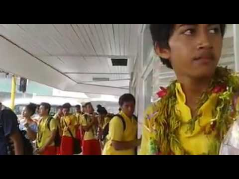 Samoa college manniquin challenge 2016