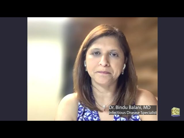 FDA Authorizes COVID-19 Vaccine Booster Dose for Some - Dr. Bindu Balani - Hackensack University