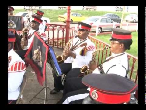 Guyana Police Force Military Band MS part 1