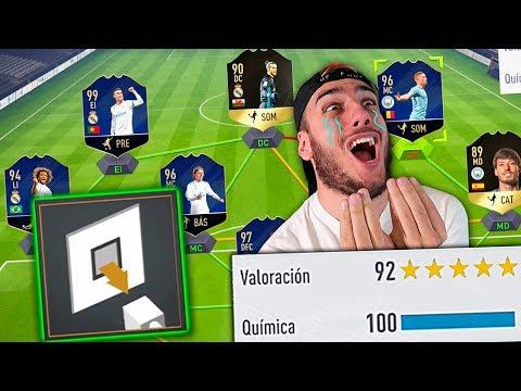 FUT DRAFT 192 VALORACIÓN !!!! FIFA 18