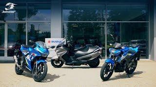 Pierwsze Suzuki 125 na prawo jazdy B. Co dla Ciebie lepsze? Skuter czy motocykl 125?