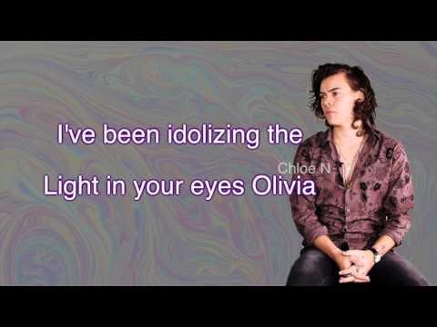 Olivia - One Direction Lyrics