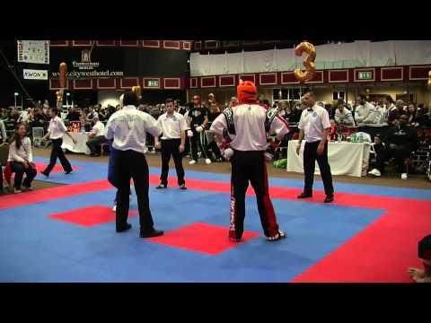 Jan Seba v Ross Cook Irish Open 2015 Grand Champion Division