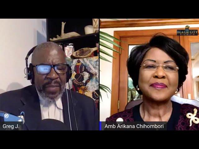 Her Excellency, Arikana Chihombori-Quao - Coffee Conversations with Greg Johnson