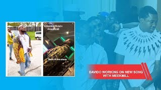 DAVIDO SET TO COLLABORATE WITH MEEKMILL ON NEW SINGLE - ENTERTAINMENT GIST