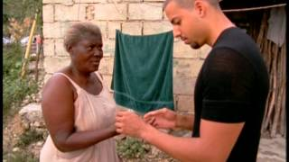 Magic in Haiti | David Blaine