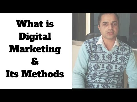 Introduction to Digital Marketing 2019 | Traditional Marketing vs Digital Marketing | SEO Tutorial thumbnail