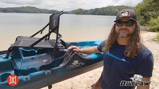Perception Kayaks | Outlaw Features Overview