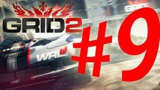 GRID 2 - Parte 9: WSR Ásia [ Playthrough em PT-BR ]
