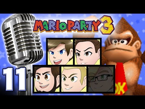 Mario Party 3: AUDIO MACHINE BROKE - EPISODE 11 - Friends Without Benefits