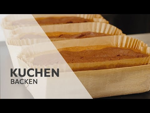 Rezept: Kuchen Backen I RATIONAL SelfCookingCenter